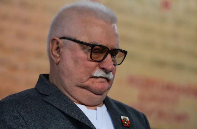Lech Wałęsa w szpitalu. Żegna się ze światem