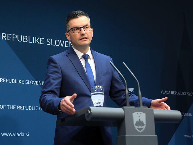 Dymisja premiera Słowenii. Marjan Šarec chce wcześniejszych wyborów