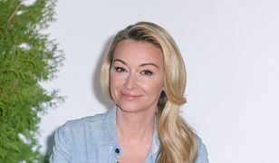 Martyna Wojciechowska pozowała w oryginalnej stylizacji