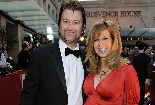 Mąż Kate Garraway ciężko chorował na koronawirusa. Może już nigdy nie wyzdrowieć