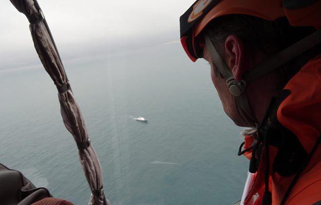 "Obiekt ""podobny do kadłuba samolotu"" odnaleziono na dnie Morza Czarnego"
