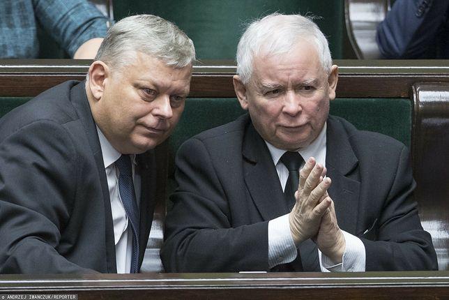 """Marek Suski o """"Lex TVN"""": Jarosław Kaczyński chciał się podpisać"""
