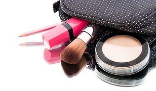 Poojemne kosmetyczki są jak małe walizki - zmieszczą wszystko