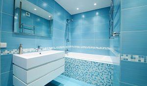 Nowoczesna łazienka, która dba o zdrowie domowników