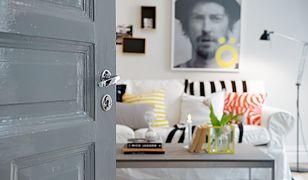 Nowe drzwi uzupełnią odmienione po remoncie wnętrze