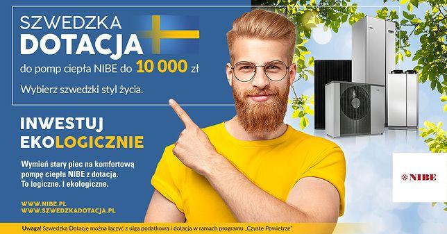 Program Czyste Powietrze i Szwedzka Dotacja idą w parze