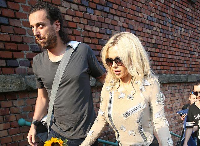 Doda i Emil Haidar spotykają się już tylko w sądzie