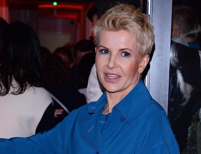 """Joanna Racewicz mówi o sobie """"mama, dziennikarka, prezenterka"""""""