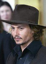 Johnny Depp jako Dr. Seuss