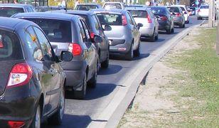 Wypadek na A2 i S8. Ogromne utrudnienia na drogach