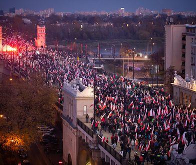 Warszawa. Ratusz żąda wyprowadzki organizatorów Marszu Niepodległości