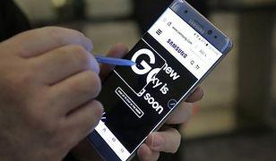 Rząd USA apeluje o zaprzestanie używania smartfonów Galaxy Note 7