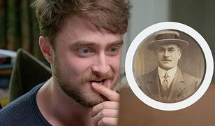 Daniel Radcliffe przeczytał list samobójczy pradziadka. Nie mógł powstrzymać łez
