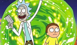 """Bez trzymanki przez galaktykę. Nowy sezon """"Ricka i Morty'ego"""" już jest!"""