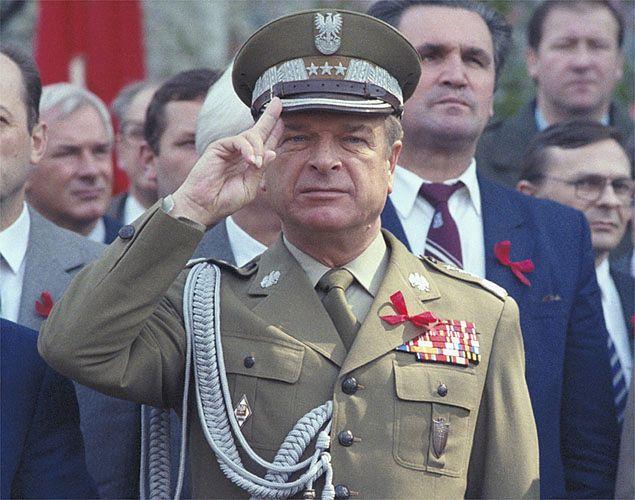 Czesław Kiszczak w 1984 r.