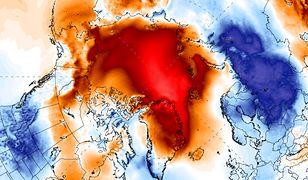 Sytuacja na biegunie północnym jest poważna