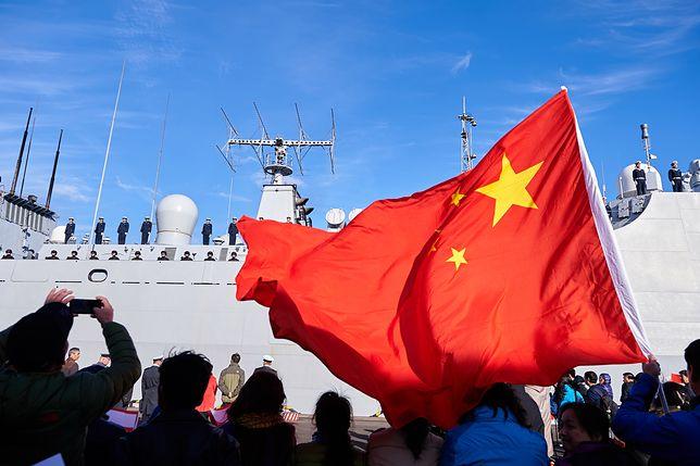Chiny rozbudowują swoją stocznię