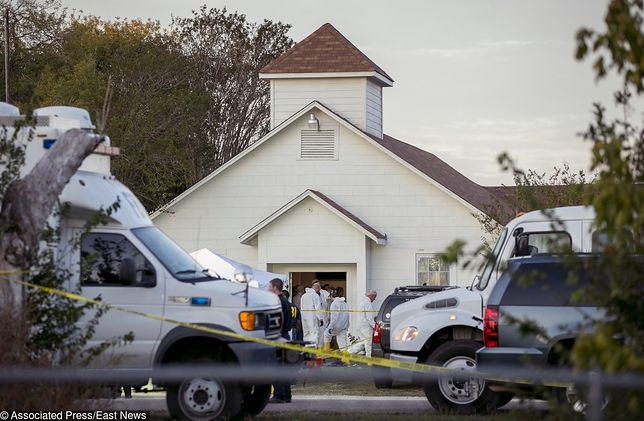 Zginęło co najmniej 26 osób