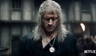 Henry Cavill, który zagrał Supermana, wcielił się w Geralta z Rivii