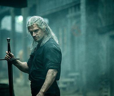 """Henry Cavill jako Geralt w """"Wiedźminie"""" Netfliksa"""