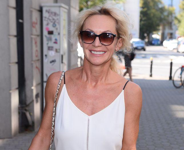 """Beata Ścibakówna żałuje, że nie gra w kinie. """"Nie pasuję do polskich filmów"""""""