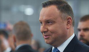 Prezydent Andrzej Duda zaprzeczył doniesieniom, że w raz z żoną kupił w Krakowie willę