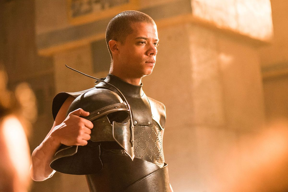 """Gra o Tron"": Jacob Anderson o graniu eunucha i wojownika"