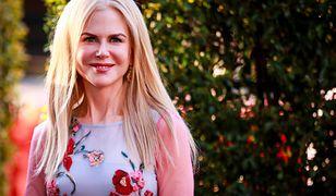 LOOK OF THE DAY: Nicole Kidman cała w kwiatach