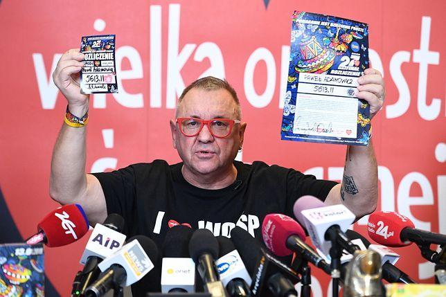 """Coraz więcej osób wspiera kandydaturę Jerzego Owsiaka do Nobla. """"Symboliczna nagroda"""""""