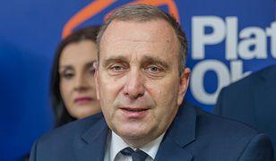 Grzegorz Schetyna powiedział, że PO dzisiaj złoży wniosek o wotum nieufności dla rządu Beaty Szydło