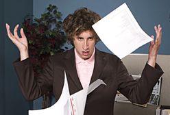 Stres to Twój największy wróg w pracy?