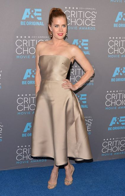 Amy Adams - jeden szczegół zepsuł efekt