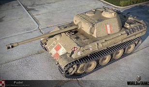"""Polski czołg w """"World of Tanks""""!"""