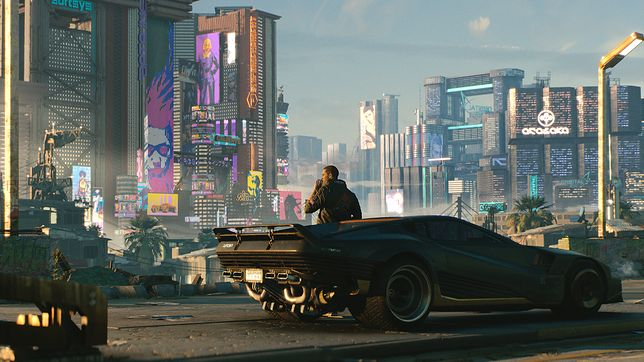 Cyberpunk 2077 od polskiego studia CD Project RED podbił targi E3 2019