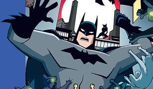 Batman. Władczyni kotów. #Czytelnia