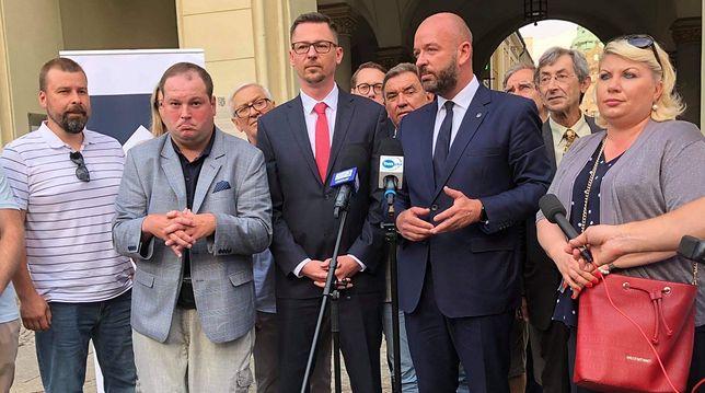 Wrocław. Rada Miejska ma nowego przewodniczącego. Wybór był formalnością