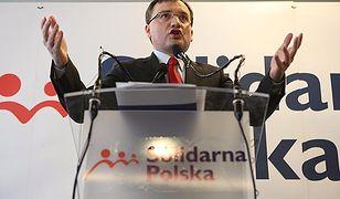 Ziobro o zmianach władz PO: kiedyś to Schetyna eliminował polityków z PO