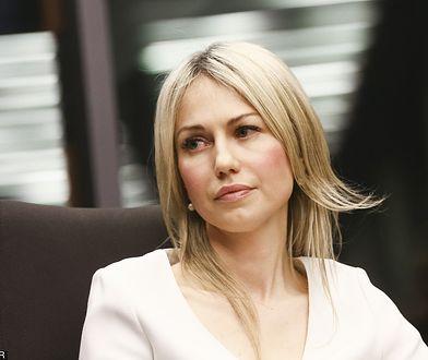 Znieważenie Magdaleny Ogórek przed siedzibą TVP Info. Prokuratura wszczęła postępowanie