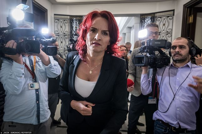 Bernadeta Krynicka nie dostała się do Sejmu