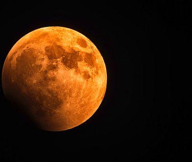 Zaćmienie Księżyca – wtorek, 16 lipca 2019. Udostępniamy stream, na którym można zobaczyć zjawisko