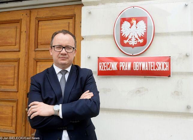 Adam Bodnar interweniuje w KRRiT ws. TVP