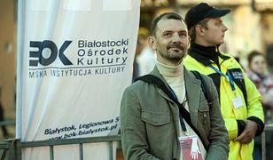 Białoruś. Andrzej Pisalnik wraz z żoną znowu na wolności