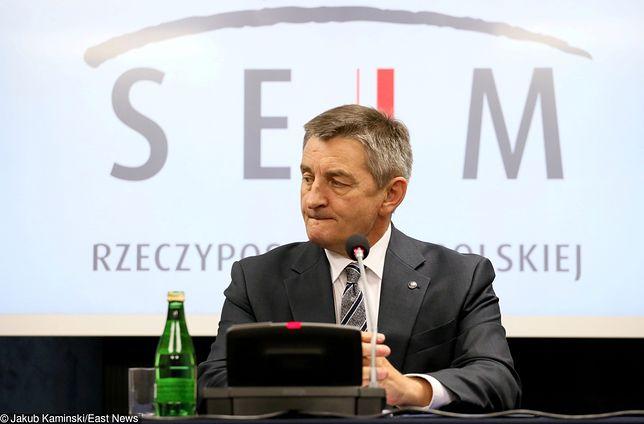 Dymisja Marka Kuchcińskiego to najlepsze rozwiązanie dla 44 proc. uczestników badania na panelu Ariadna