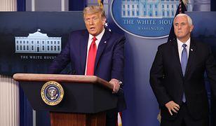 USA. Wiceprezydent nie pojawi się na pożegnaniu Donalda Trumpa