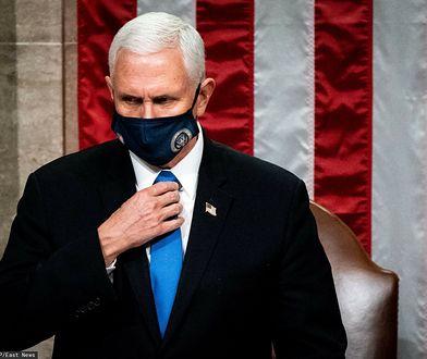 Były wiceprezydent USA Mike Pence przeszedł poważną operację