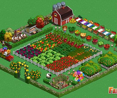 FarmVille zniknie z Facebooka. Winny jest Adobe Flash Player