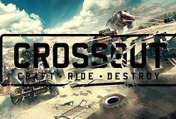 Crossout - rozdajemy kody!!!