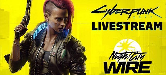 Cyberpunk 2077 Night City Wire. Oglądaj na żywo drugi odcinek