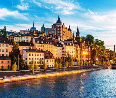 Sztokholm nazywany jest Wenecją Północy ze względu na liczne wyspy, na których jest zbudowany