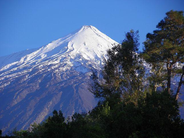 Teneryfa - El Teide to stratowulkan Pico Del Teide o wysokości 3718 m n.p.m.